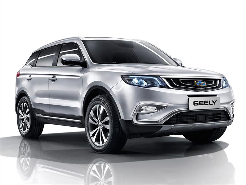 foto Geely Emgrand X7 Sport