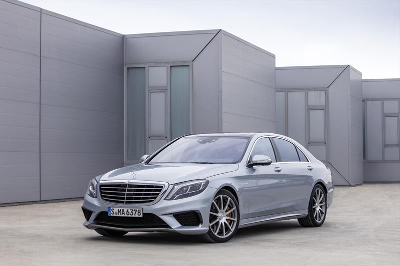 foto Mercedes Benz Clase S 63 L AMG nuevo