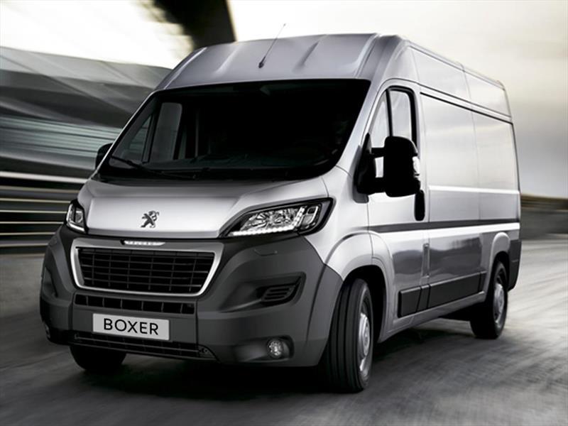 foto Peugeot Boxer