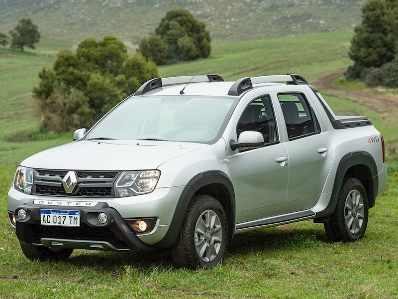 foto Renault Duster Oroch Dynamique 2.0 4x4