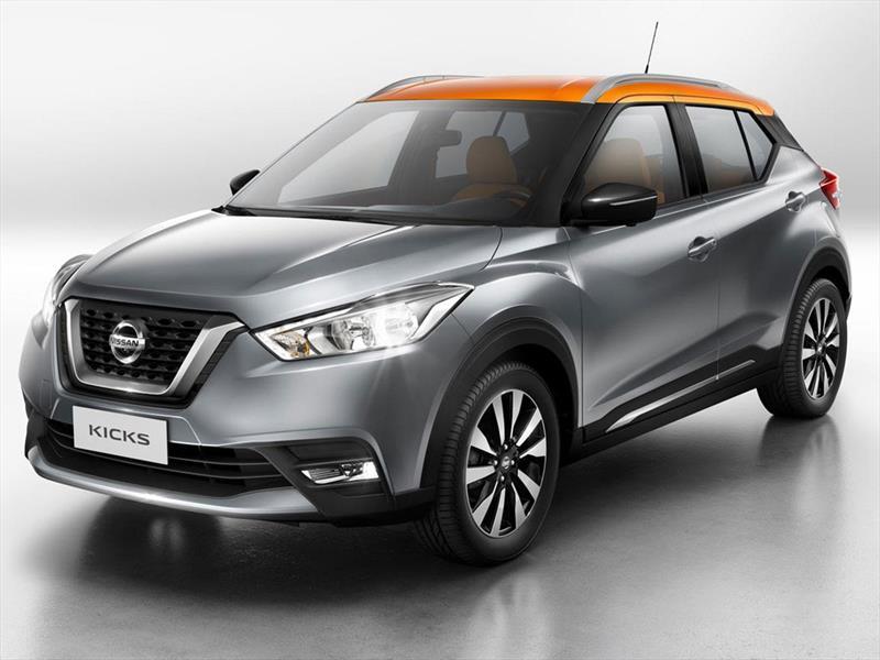 foto Nissan Kicks Edición Especial CVT