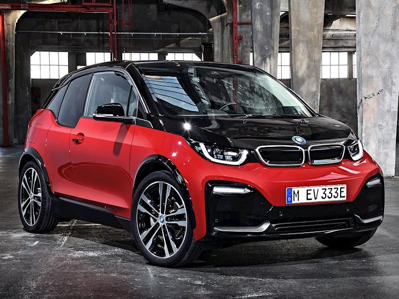 foto BMW i3
