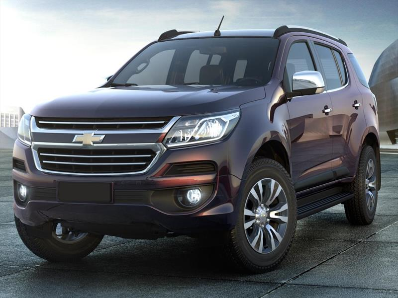 foto Chevrolet Trailblazer