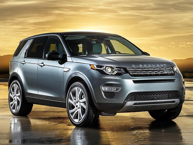 foto Land Rover Discovery Sport S