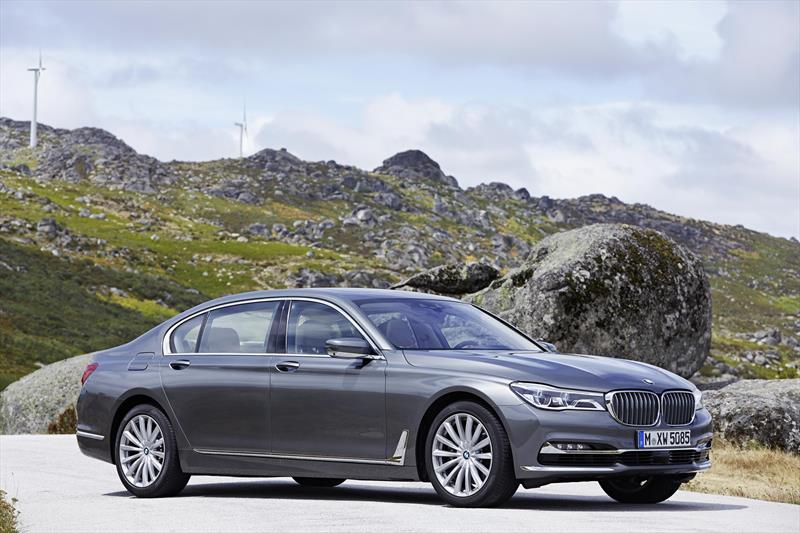 foto BMW Serie 7 750LiA Excellence