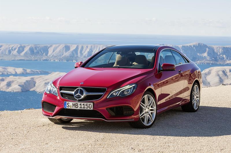 Foto Mercedes Clase E 300 Coupe nuevo color A eleccion precio $1,067,000