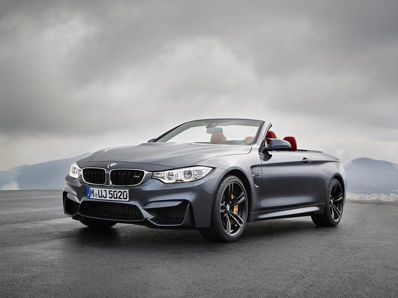 foto BMW Serie M M4 Convertible Aut