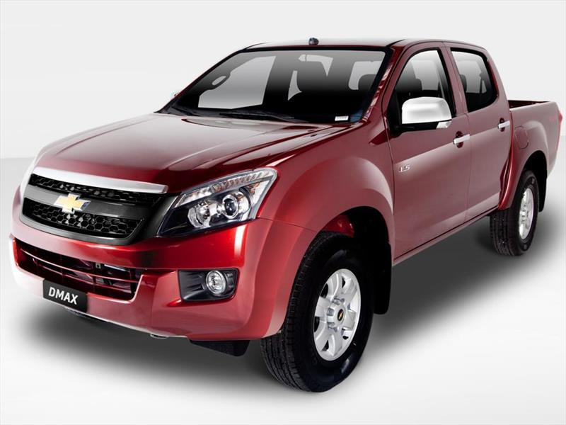 foto Chevrolet D-Max 3.0L CD 4x4 Full CRDi