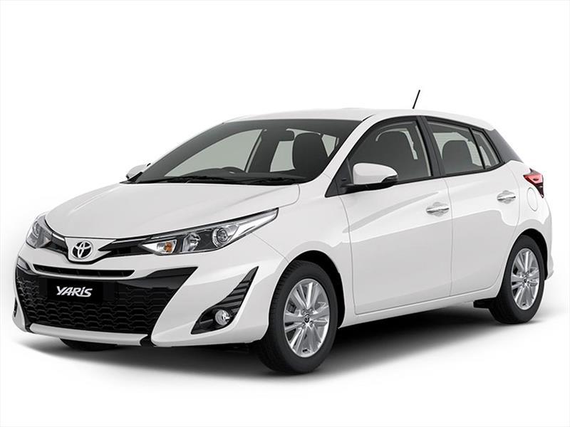 foto Toyota Yaris Hatchback