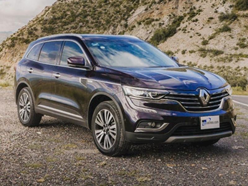 foto Renault Koleos