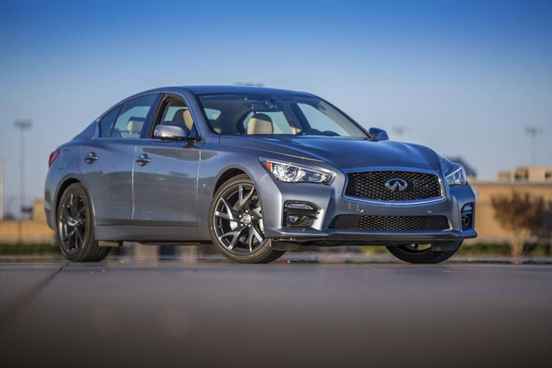 Infiniti Q50 Perfection 2015