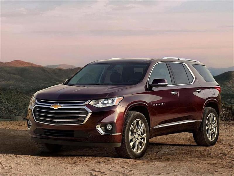 Foto Chevrolet Traverse  3.6L LT 4x4 nuevo precio $30.740.000