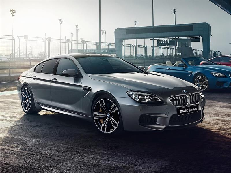 foto BMW Serie M 6 Gran Coupé