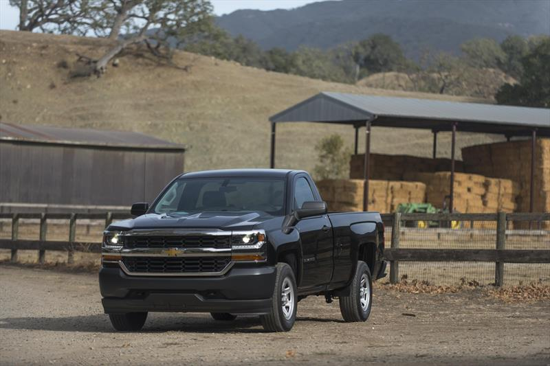 chevrolet silverado 1500 ls cab reg 2017. Black Bedroom Furniture Sets. Home Design Ideas