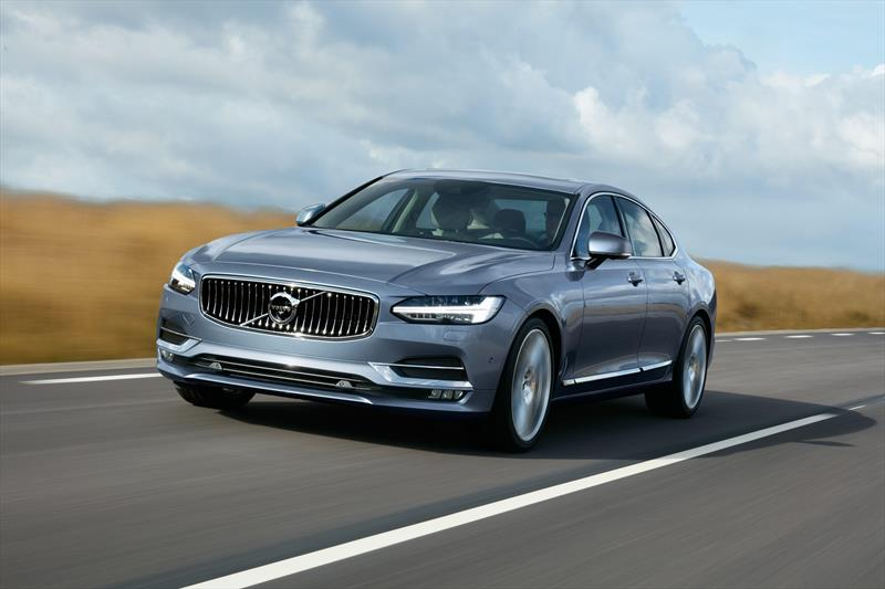 foto Volvo S90 T6 Inscrption AWD