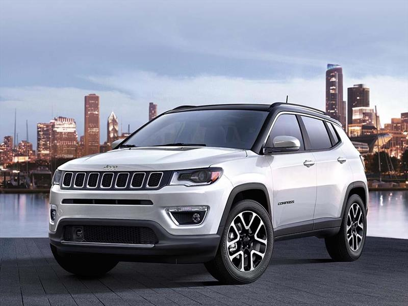 Stop And Go Auto >> Jeep Compass 2.4L Sport LX (2018)