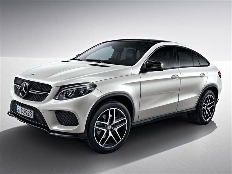 foto Mercedes Benz Clase GLE 400 Coupé 4Matic