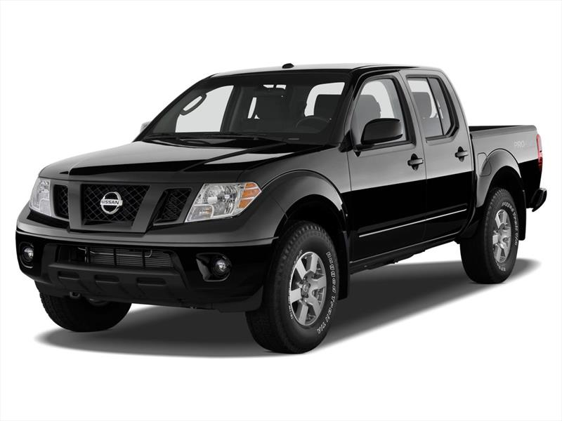 Nissan Frontier 4x4 2.5 TDi Premium (2015)