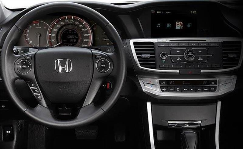Honda Accord Usados >> Honda Accord Sport (2017)