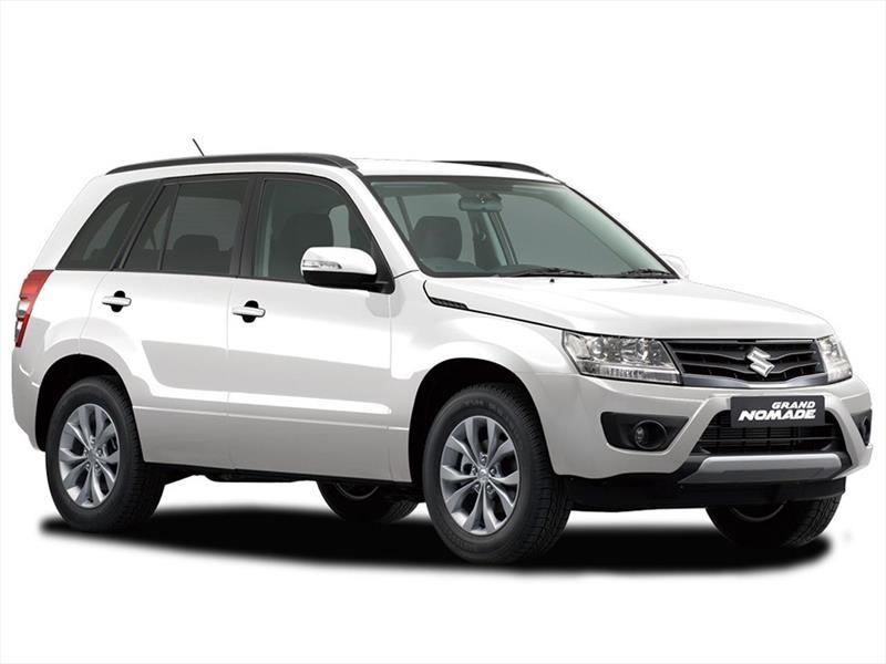 Suzuki Grand Nomade Precio