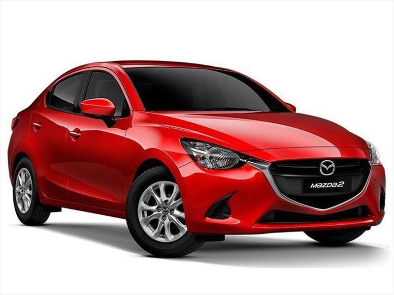 foto Mazda 2 Sedan