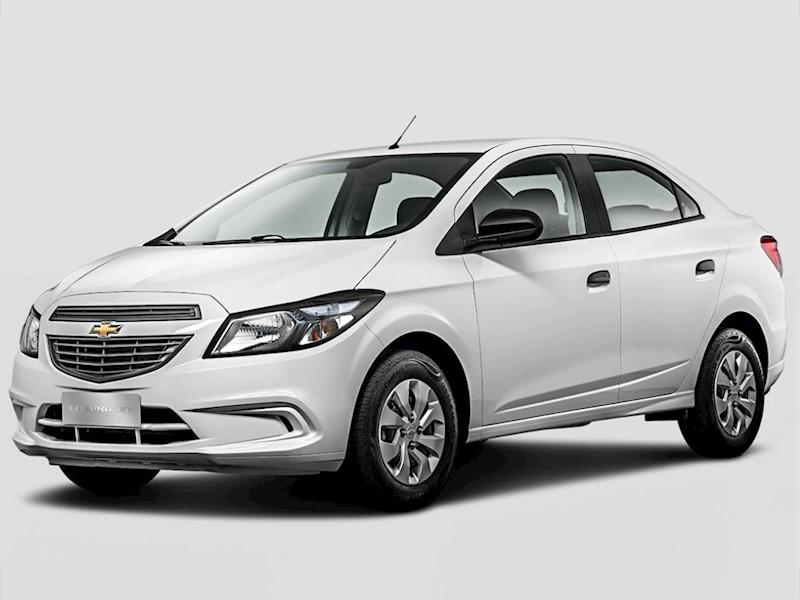 foto Chevrolet Prisma financiado en cuotas ( LS Joy + ) Anticipo $60.000