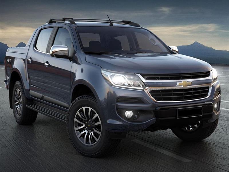 Chevrolet Colorado 28l Cd Ltz 4x4 2019