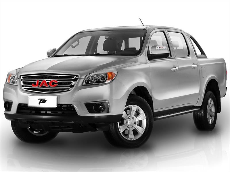 JAC Motors T6 1.9L 4x4 (2018)