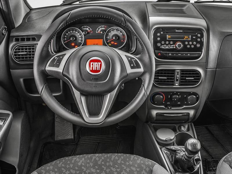 Fiat strada trekking 1 3 multijet cabina doble 3 puertas 2015 - Fiat strada doble cabina ...