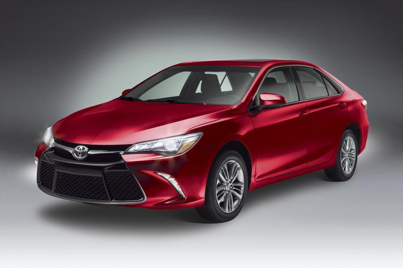 Toyota Camry Xle 3 5l V6 2017
