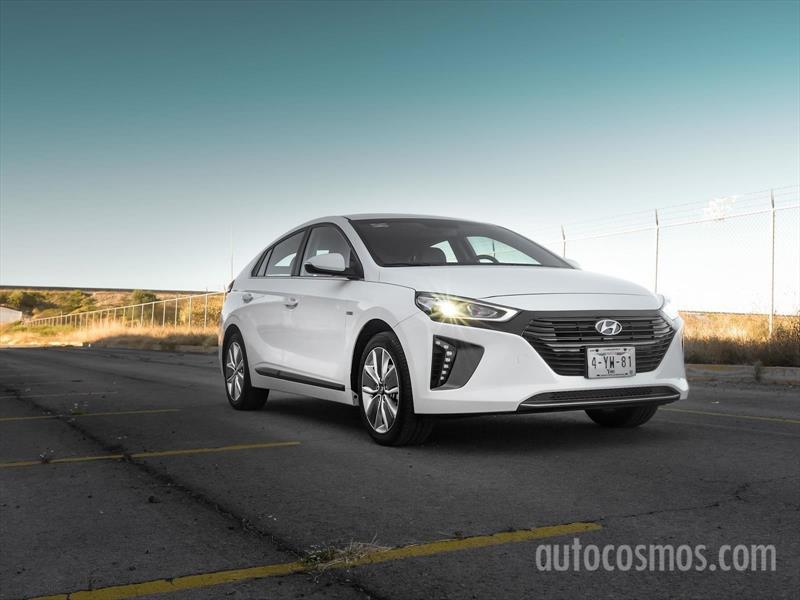 foto Hyundai Ioniq Limited nuevo