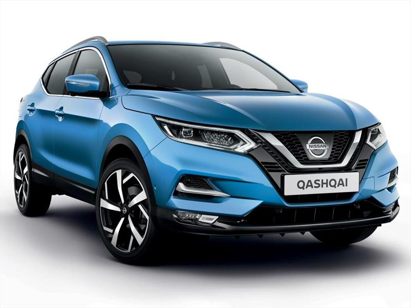 nissan qashqai 2 0l sense aut 2018. Black Bedroom Furniture Sets. Home Design Ideas