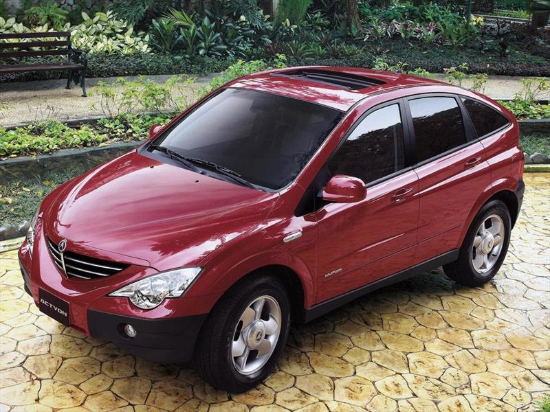 foto SsangYong Actyon