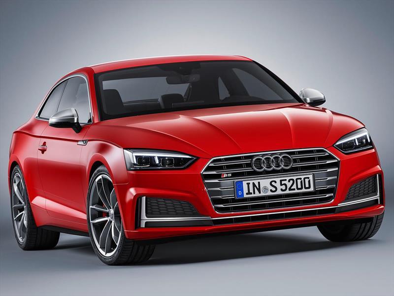foto Audi A5 S5 3.0 T FSI Tiptronic Quattro Coupe nuevo