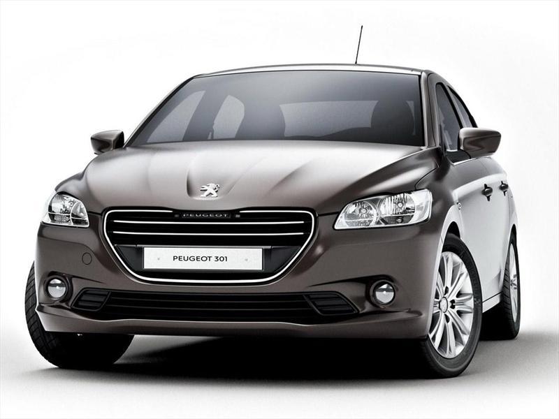 Peugeot 301 Access (2013)