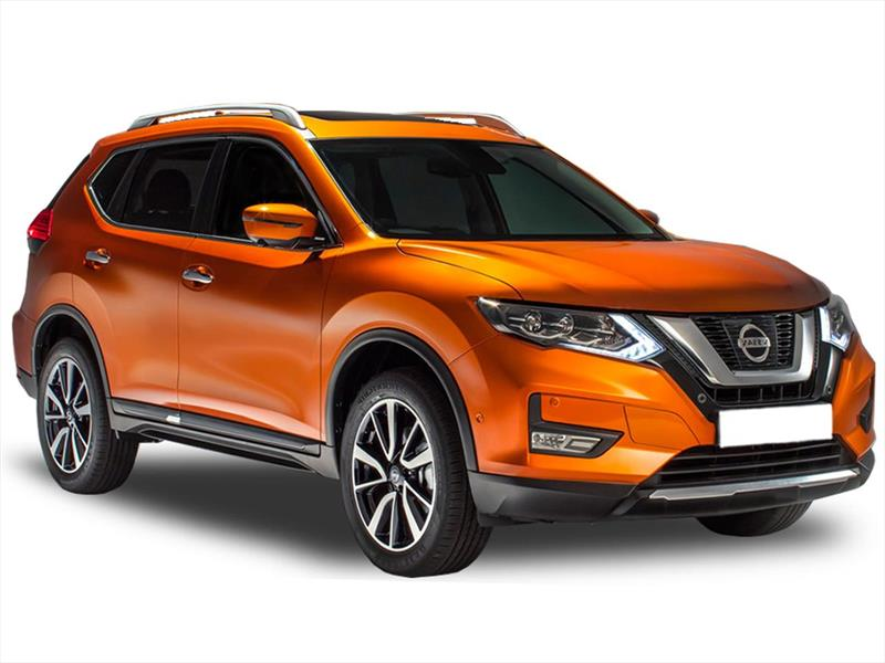 Nissan X-Trail Exclusive 4x4 (2020)