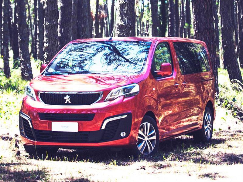 foto Peugeot Traveller