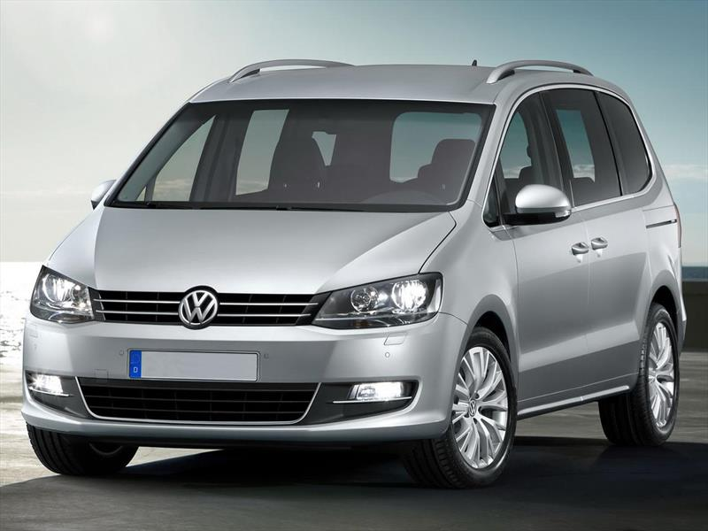 foto Volkswagen Sharan