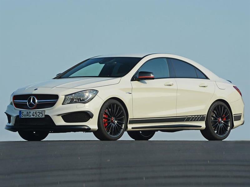 foto Mercedes Benz Clase CLA
