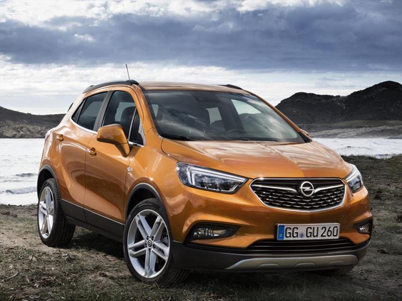 foto Opel Mokka