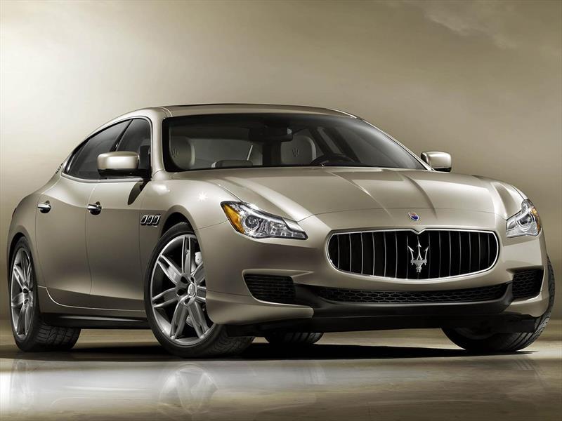foto Maserati Quattroporte