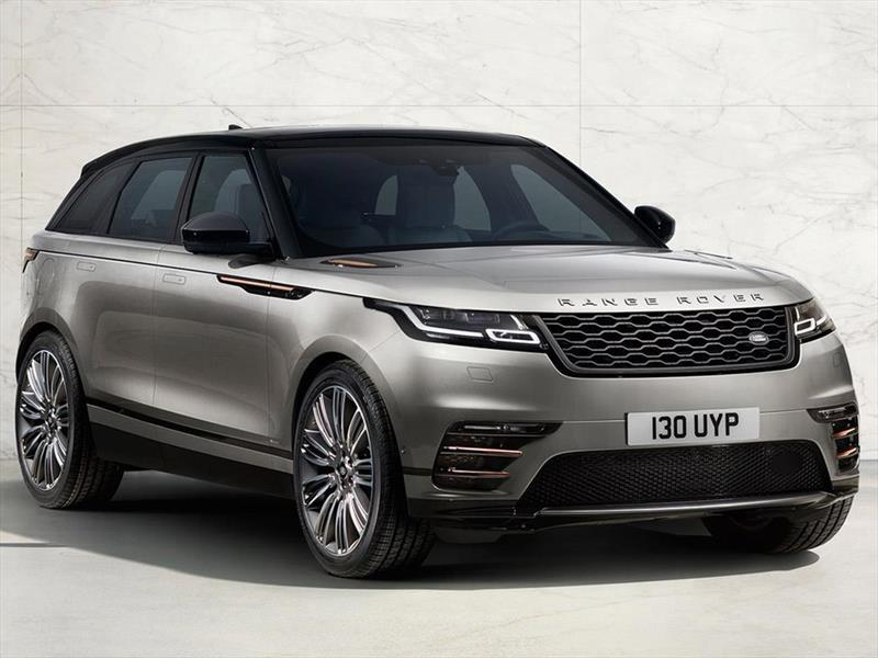 foto Land Rover Range Rover Velar