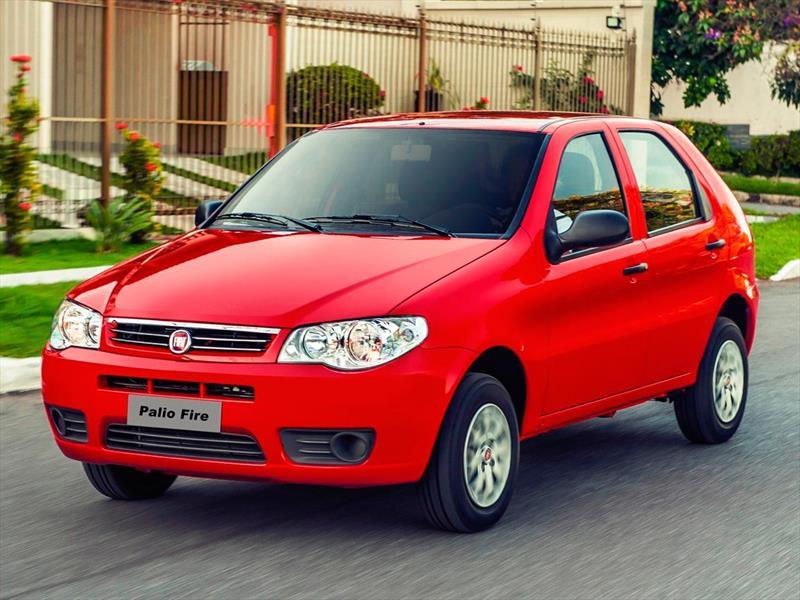 Autos nuevos fiat precios palio fire for Fiat idea nuevo precio