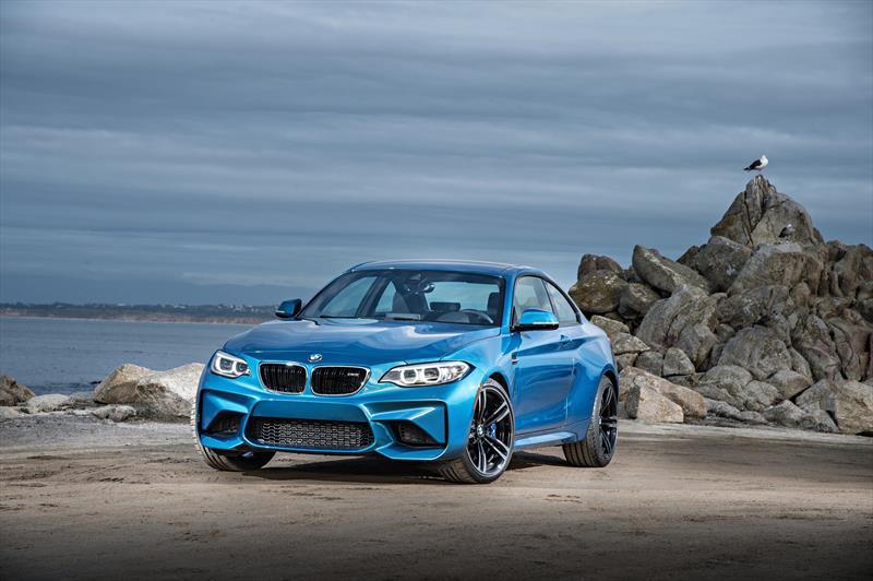 foto BMW Serie M M2 Coupé