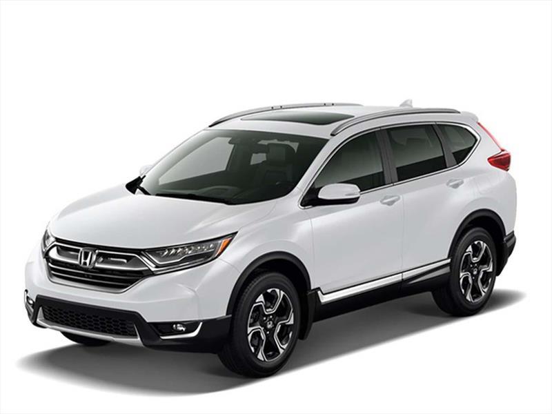foto Honda CR-V 2.4L LXS Aut  nuevo