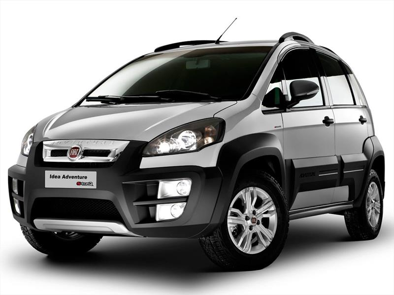 Fiat idea 1 6 adventure 2018 for Fiat idea adventure 2007 precio