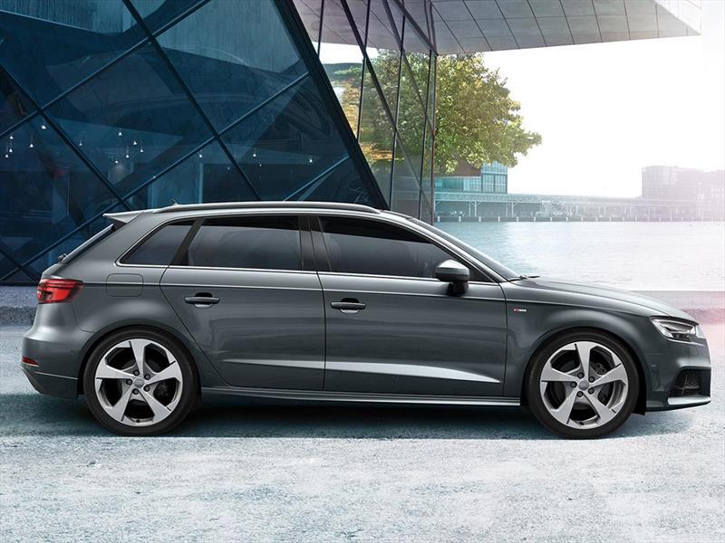 Audi A3 Sportback 1.4 T FSI S-tronic (2018)
