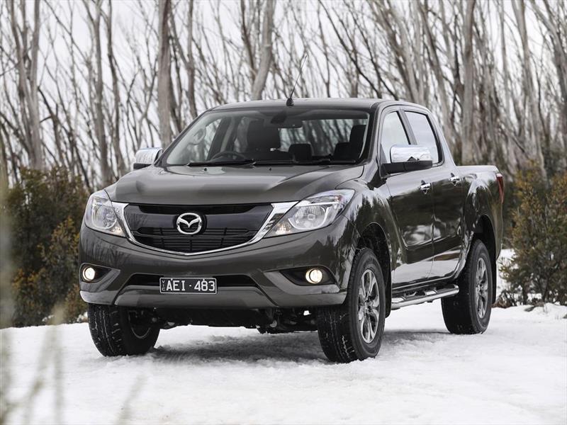 Mazda Bt 50 3 2l 4x4 Mid 2019