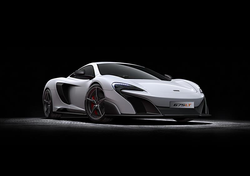 foto McLaren Automotive 675 LT