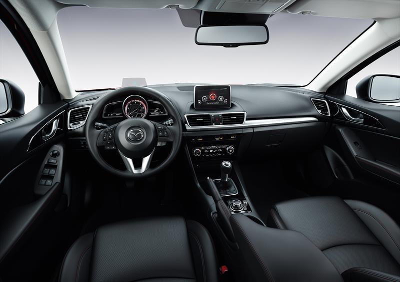 mazda 3 hatchback s grand touring aut 2014. Black Bedroom Furniture Sets. Home Design Ideas